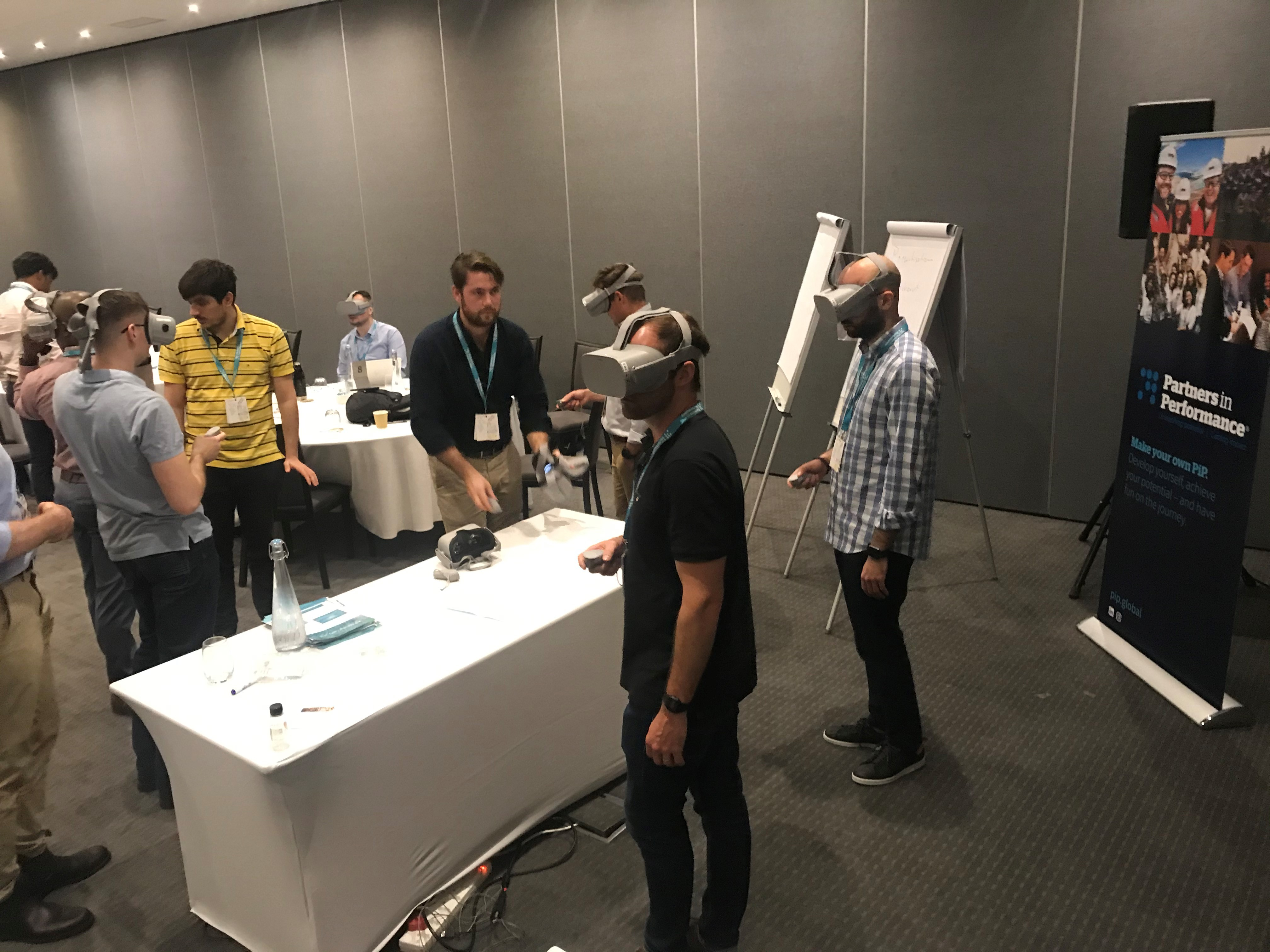 2020  Annual Summer Camp - Africa - VR Training