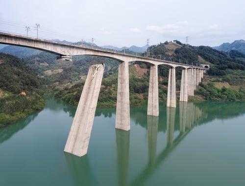 broken railway bridge_1022851228