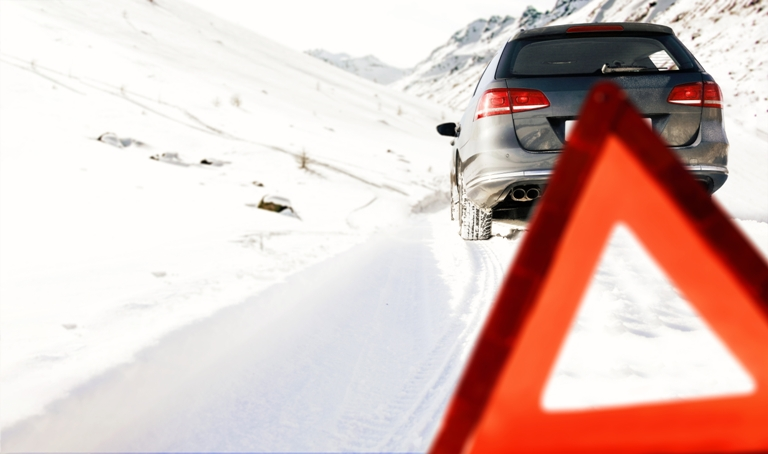 Snow and your car – the potential impact on yourself and others