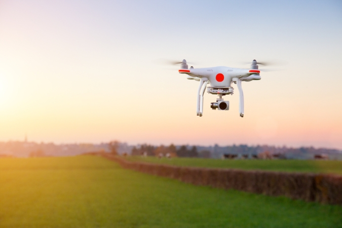 Drone Service Company Sharper Shape Closes $3.25 Million in Funding From Australia and Europe